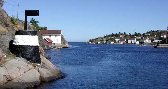 Blindleia Byfjorden Charter As
